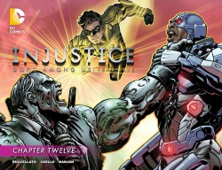 Injustice - Gods Among Us - Year Five #12