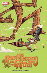 Rocket Raccoon and Groot #03