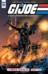 G.I. Joe - A Real American Hero #226