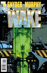 Snyder Murphy: The Wake #1-10 Complete