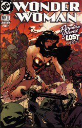 Wonder Woman:Paradise Island Lost-Winds of War