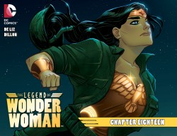 The Legend of Wonder Woman #18