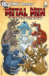 DC Comics Presents - Metal Men #1