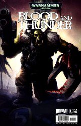 Blood and Thunder #1-4 Complete