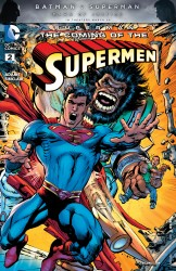 Superman - The Coming of the Supermen #2