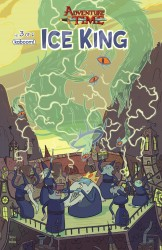 Adventure Time - Ice King #3