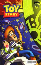 Toy Story: Mysterious Stranger #1-4 Complete