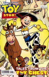 Toy Story: Tales from the Toy Chest #1-4 Complete