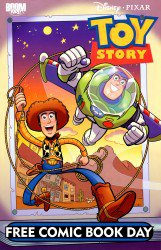 Toy Story #0-7 Complete