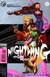Tangent Comics: Nightwing-Night Force