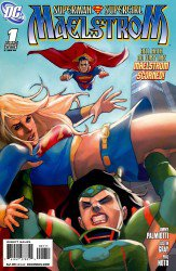 Superman vs. Supergirl: Maelstrom #1-5 Complete