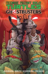 Teenage Mutant Ninja Turtles - Ghostbusters