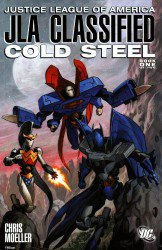 JLA Classified: Cold Steel #1-2 Complete