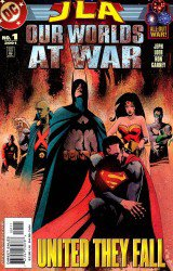 JLA: Our Worlds at War