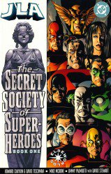 JLA: Secret Society of Super-Heroes #1-2 Complete