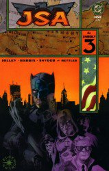 JSA: The Unholy Three #1-2 Complete