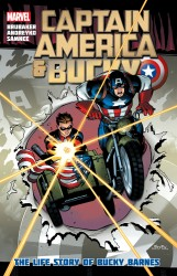 Captain America and Bucky - The Life Story of Bucky Barnes