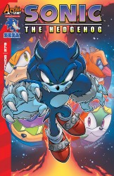 Sonic the Hedgehog #279