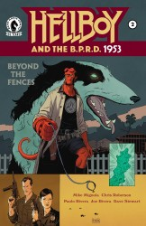 Hellboy and the B.P.R.D. – 1953 – Beyond the Fences #2
