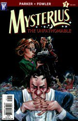 Mysterius: The Unfathomable #1-6 Complete