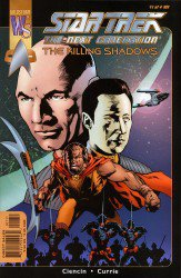 Star Trek: The Next Generation - The Killing Shadows #1-4 Complete