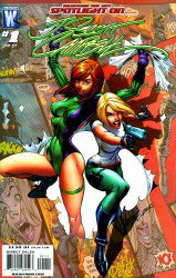 Wildstorm Fine Arts: Spotlight on J. Scott Campbell