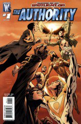 Wildstorm Fine Arts: Spotlight on the Authority