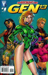 Wildstorm Fine Arts: Spotlight on Gen13