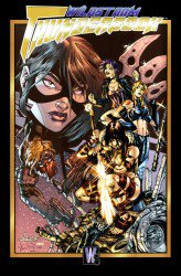 Wildstorm Thunderbook