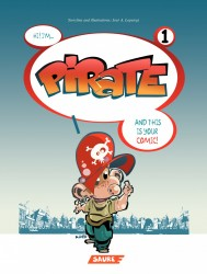 Pirate #01 - Hi I'm Pirate