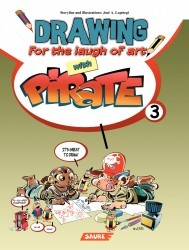 Pirate #03 - Drawing for the Laugh of Art with Pirate