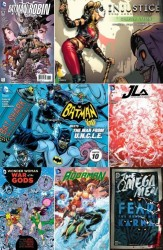 DC week – The New 52 (30.03.2016, week 13)