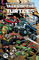 Tales of the Teenage Mutant Ninja Turtles Vol.6