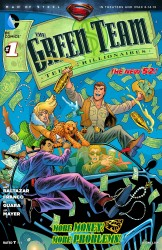 The Green Team - Teen Trillionaires (1-8 series) Complete