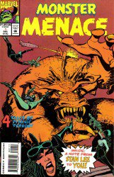 Monster Menace #1–4 Complete