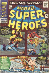 Marvel Super-Heroes Special