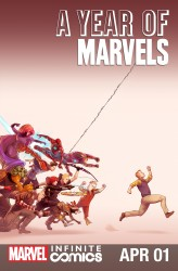 A Year of Marvels - April Infinite Comic #01