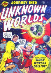 Journey into Unknown Worlds Vol. 1 #36–38 Complete
