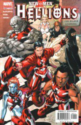 New X-Men: Hellions #1-4 Complete