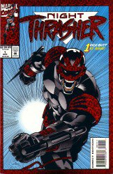 Night Thrasher #1–21 Complete