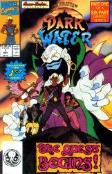 The Pirates of Dark Water #1–9 Complete