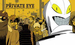 Private Eye #1–8 Complete