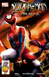 Spider-Man: India #1–4 Complete