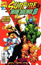 Sunfire and Big Hero 6 #1–3 Complete