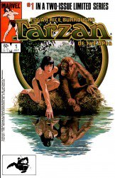 Tarzan of the Apes #1–2 Complete
