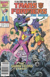 Transformers: The Movie #1–3 Complete
