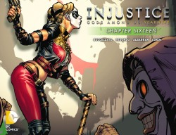 Injustice - Gods Among Us - Year Five #16
