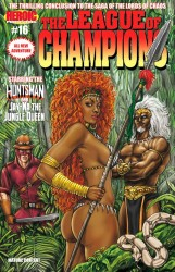 League Of Champions #16