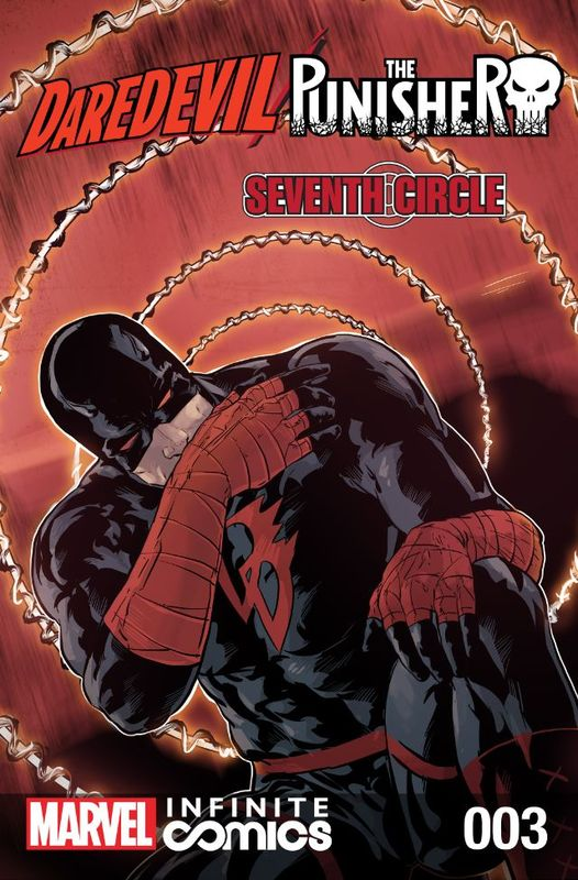 Daredevil - Punisher - Seventh Circle Infinite Comic #3