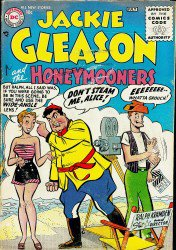 Jackie Gleason and the Honeymooners #1-12 Complete
